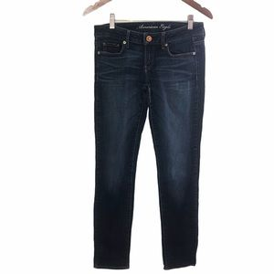 American Eagle Stretchy Skinny Jeans- size 4